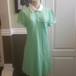 Brooks brothers pale green euc size large